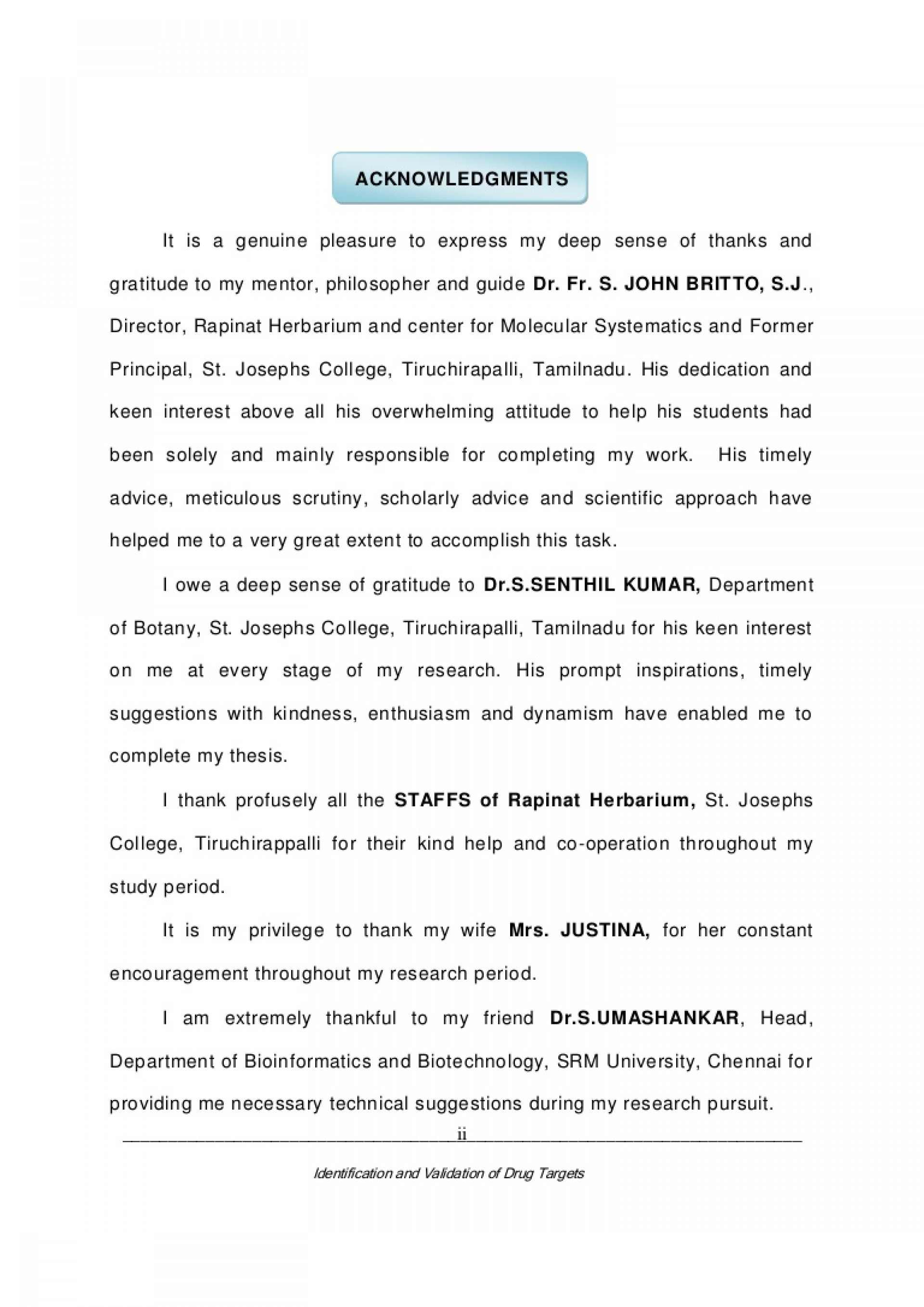 001 Acknowledgements Phpapp02 Thumbnail Research Paper Acknowledgement For Unbelievable Students 1920