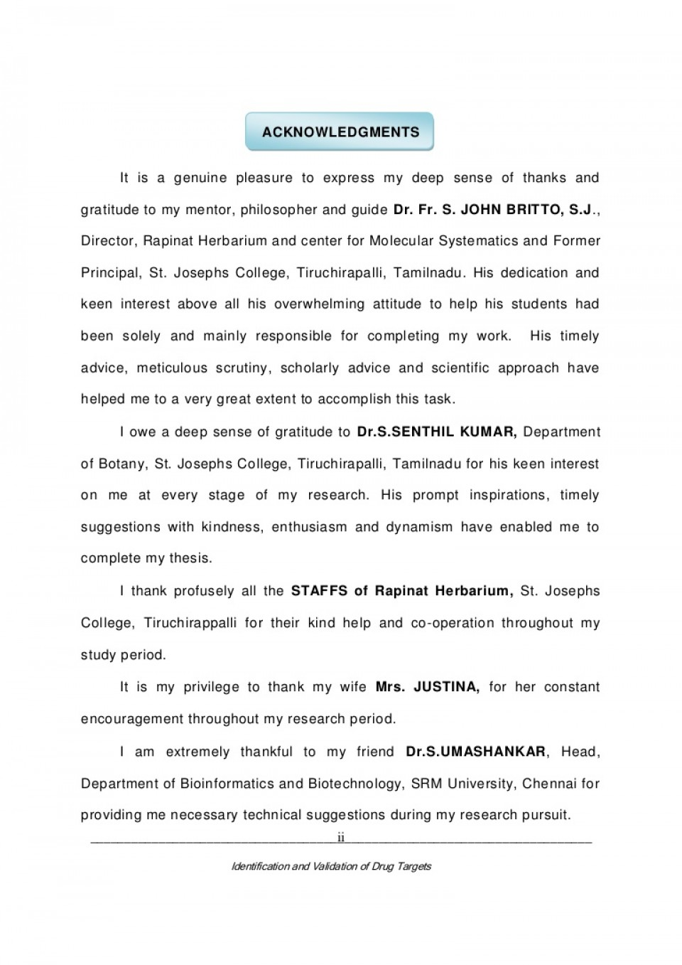 001 Acknowledgements Phpapp02 Thumbnail Research Paper Acknowledgement For Unbelievable Students 960