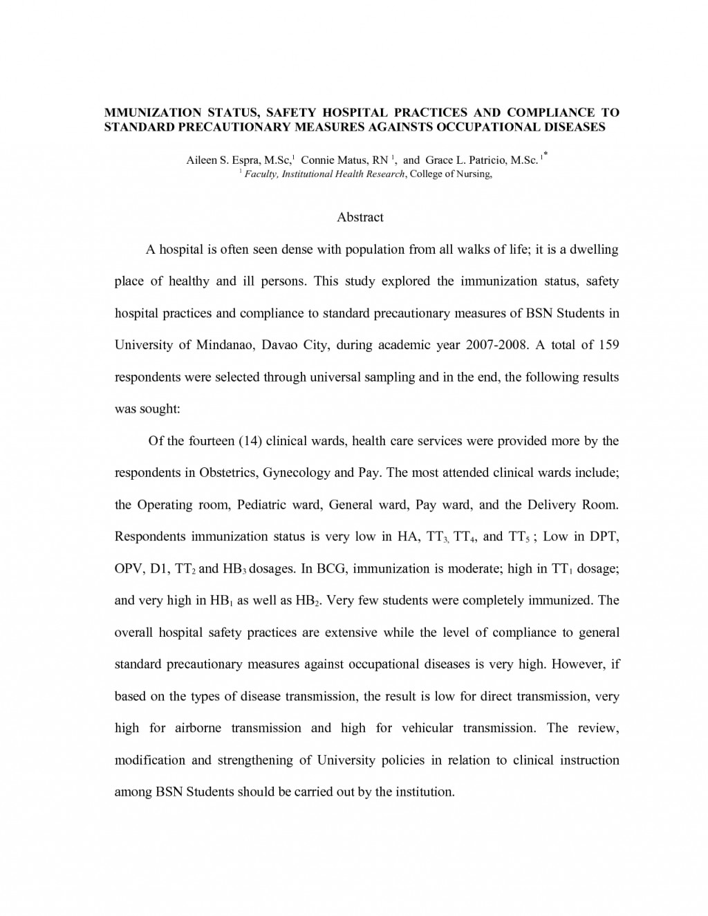 001 An Example Of Research Paper Abstract Incredible Writing A Apa Style Large