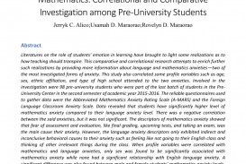 001 Anxiety Research Paper Introduction Staggering Social