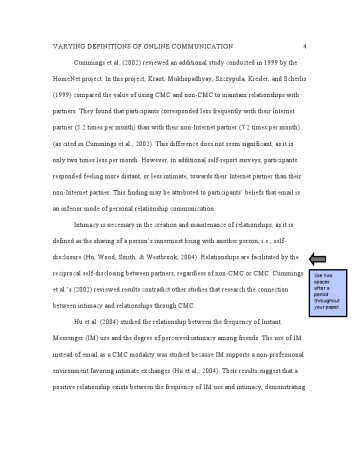 001 Apa 6th Edition Format Sample Research Paper Awesome Collection Of Example On Unique 360