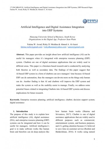 001 Artificial Intelligence Research Paper Topics Archaicawful Pdf 2018 360