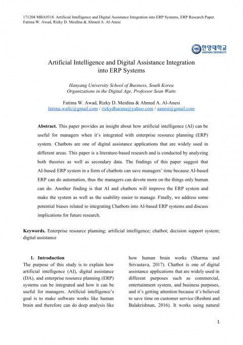 001 Artificial Intelligence Research Paper Topics Archaicawful Pdf 2018 480