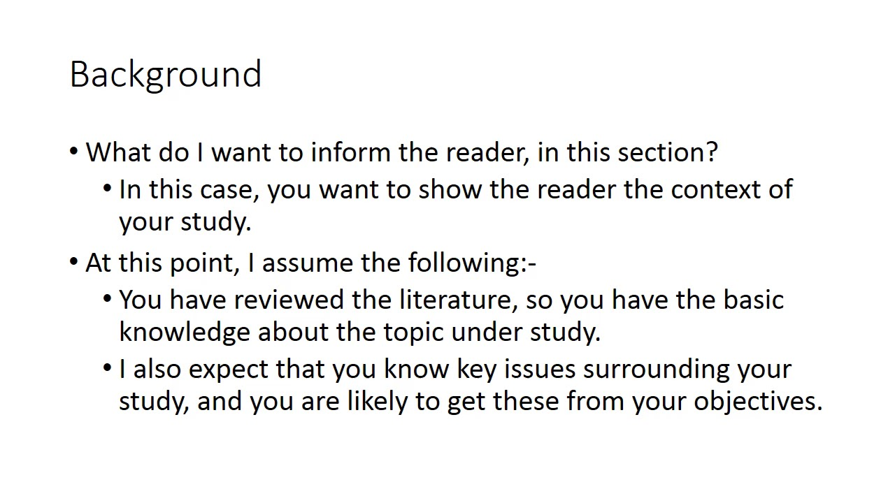 001 Background Of The Study Research Paper Sample Dreaded Objectives Significance In Pdf Full