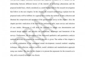 001 Chapter Methodology Research Paper Sample Incredible 3 Qualitative Example