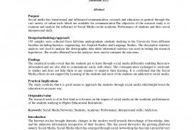 001 Conclusion For Research Paper About Social Media Awful 320