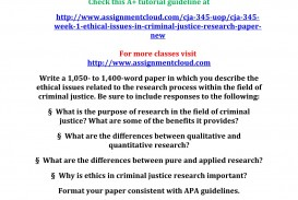 001 Criminal Justice Research Papers Paper Formidable Examples Of Free