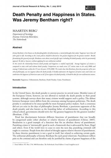 001 Death Penalty Research Paper Abstract Remarkable 360