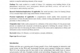 001 Define Research Concept Paper Stunning