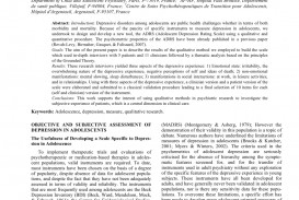 001 Depression Research Paper Sample Shocking Postpartum Example Great 320