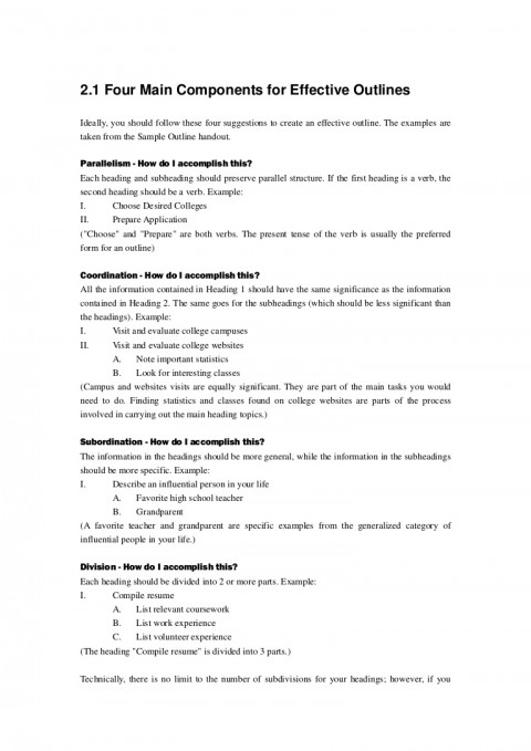 001 Developing Research Paper Outline Thumbnail Singular A 480