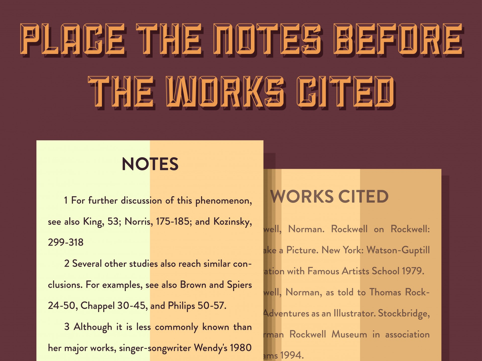 001 Footnotes Endnotes In Research Paper Do Step Formidable How To Use And A 1920