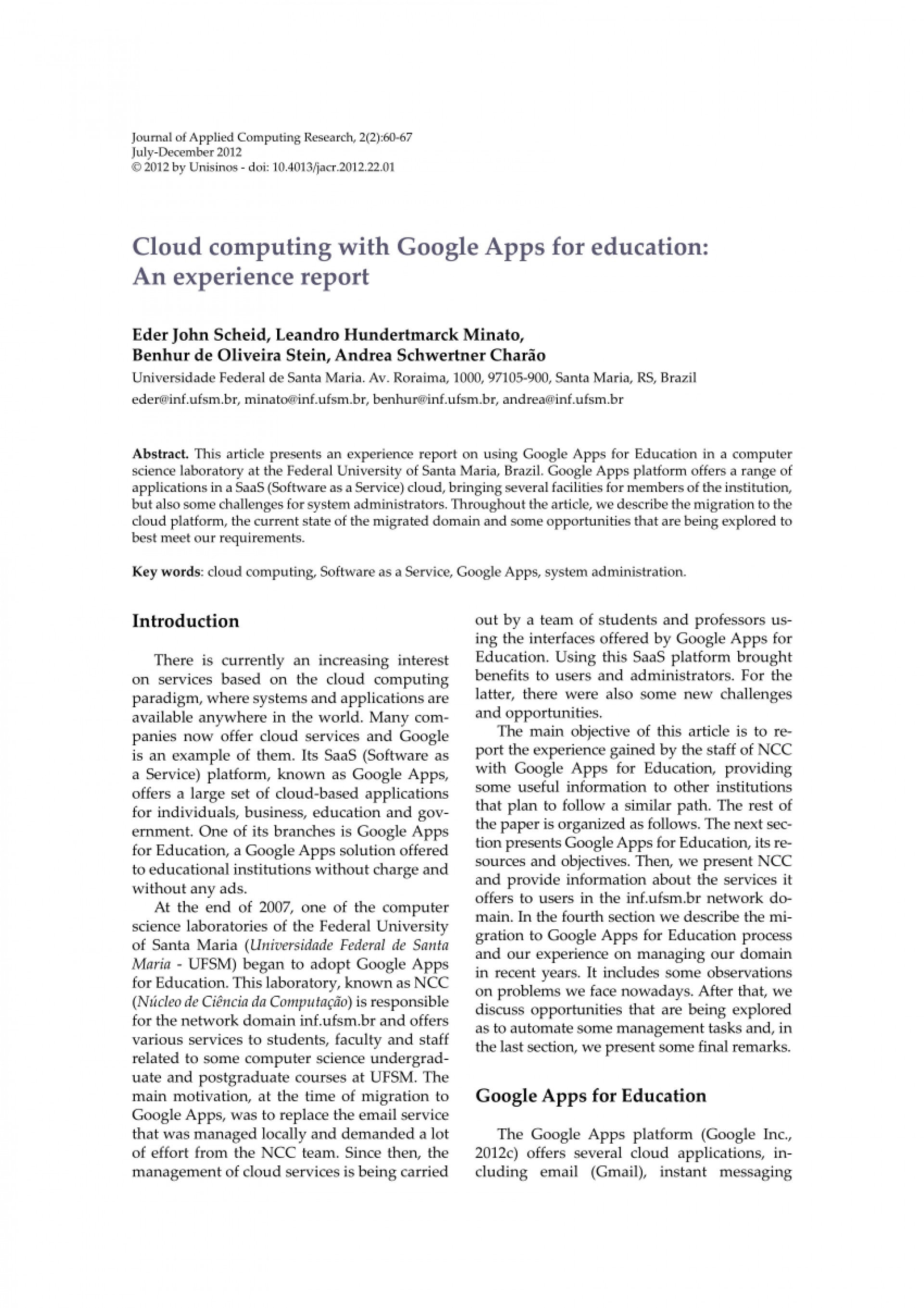 download research papers on cloud computing