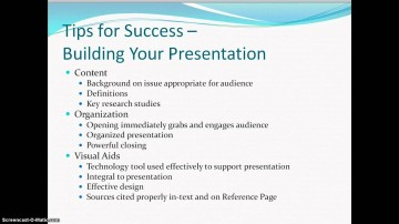 001 How To Write Research Paper Powerpoint Presentation Awesome A 360