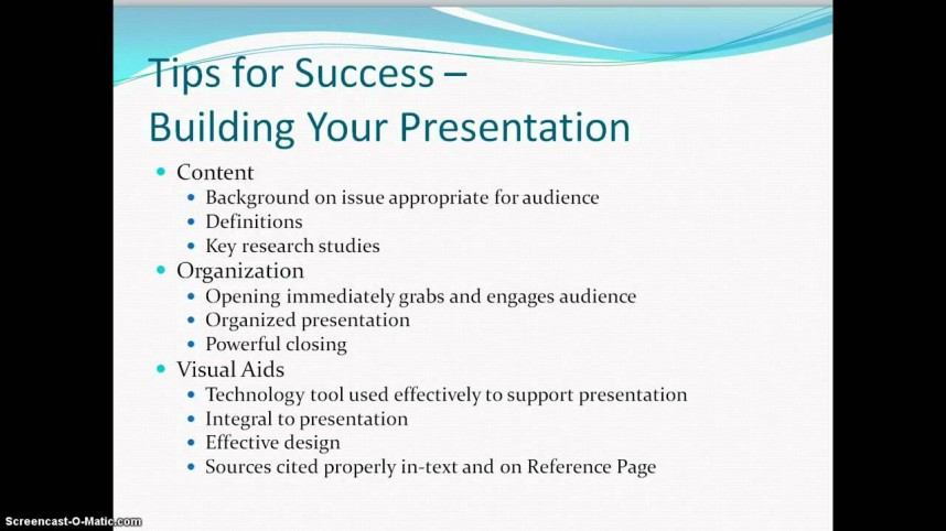 001 How To Write Research Paper Powerpoint Presentation Awesome A 868