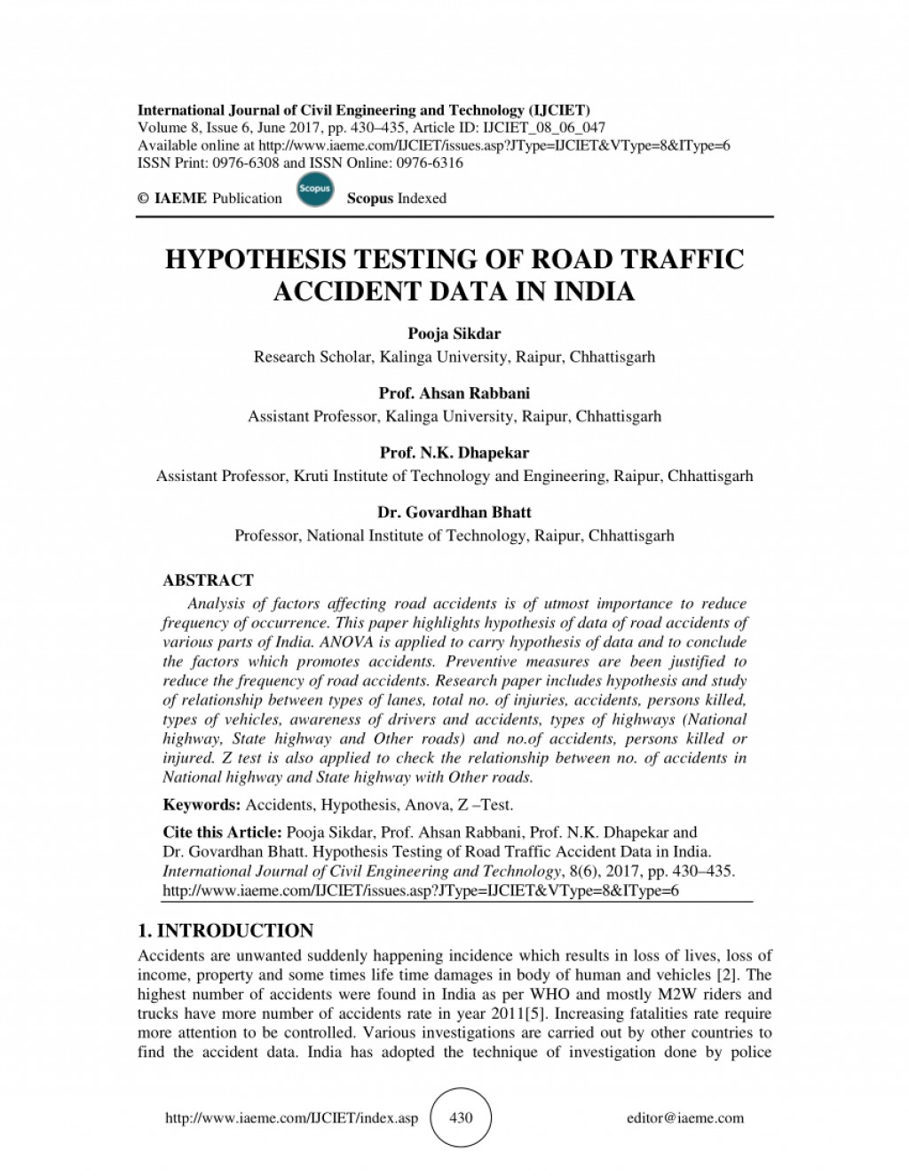 001 Hypothesis Testing In Research Paper Awesome Pdf Large