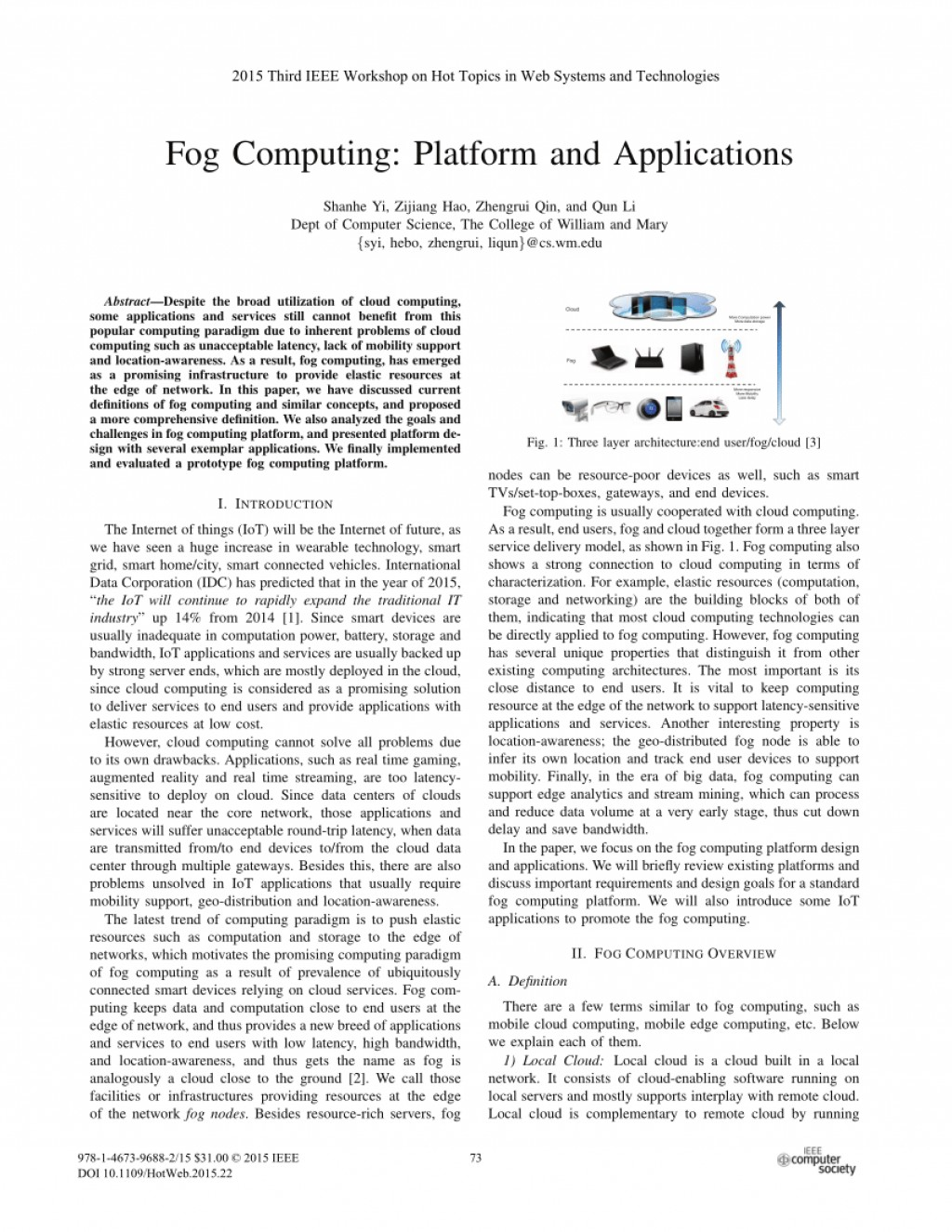 001 Ieee Researchs In Computer Science Pdf Largepreview Phenomenal Research Papers Large