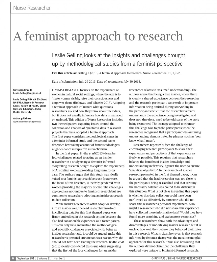 001 Largepreview Feminist Research Paper Fantastic Pdf Feminism