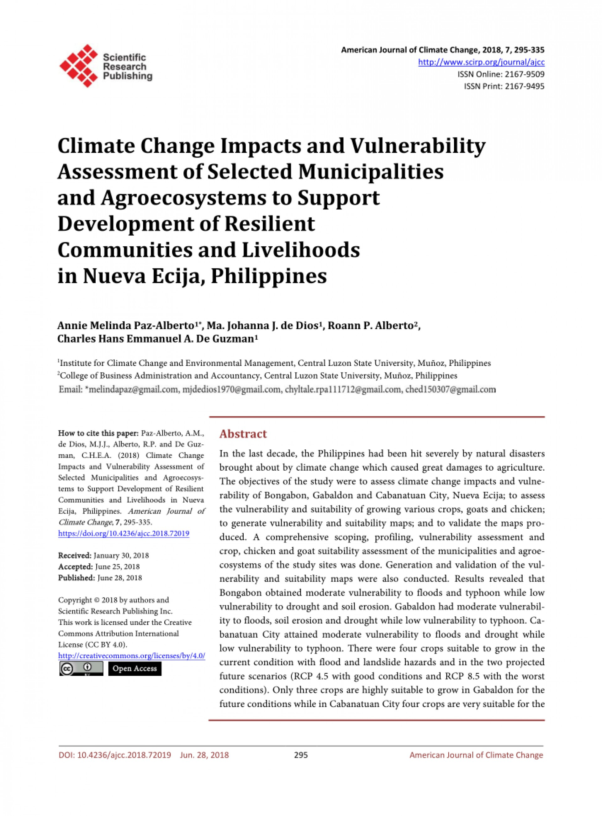 001 Largepreview Research Paper Climate Change Thesis Outstanding Pdf 1920