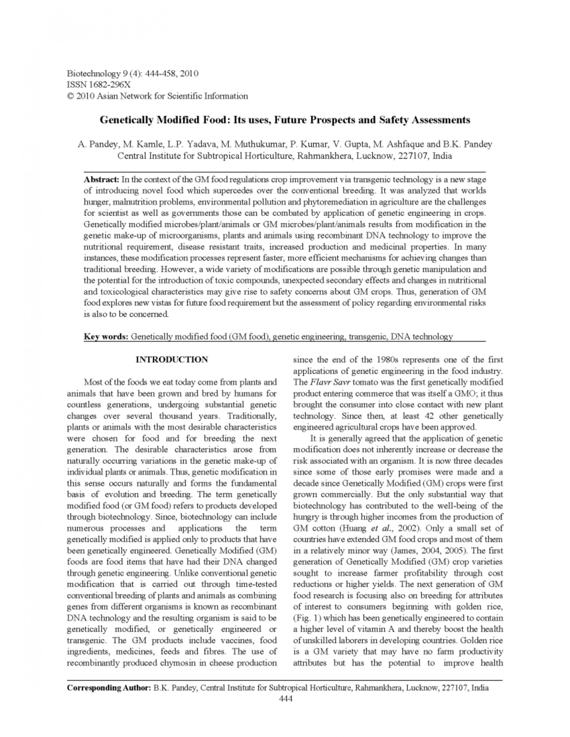 001 Largepreview Research Paper Genetically Modified Food Best Pdf 1920