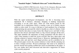 001 Largepreview Research Paper Papers On Cyber Wonderful Security In E Commerce Topics Pdf
