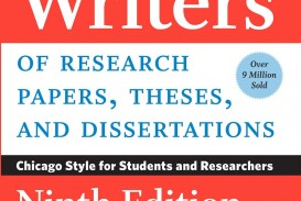 001 Manual For Writers Of Researchs Theses And Dissertations 9th Edition Pdf Ninth Wonderful A Research Papers