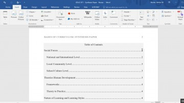 001 Maxresdefault Apa Style Research Paper Example With Table Of Stunning Contents 360