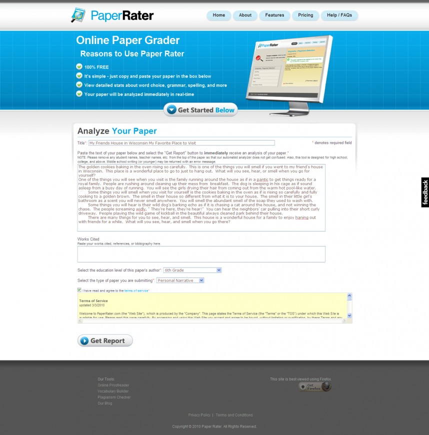 001 Online Plagiarism Checker Paper Rater Aviarypaperrater Compicture2 Amazing