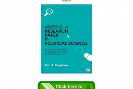 001 Page 1 Research Paper Baglione Writing Awesome A Pdf In Political Science Lisa 320