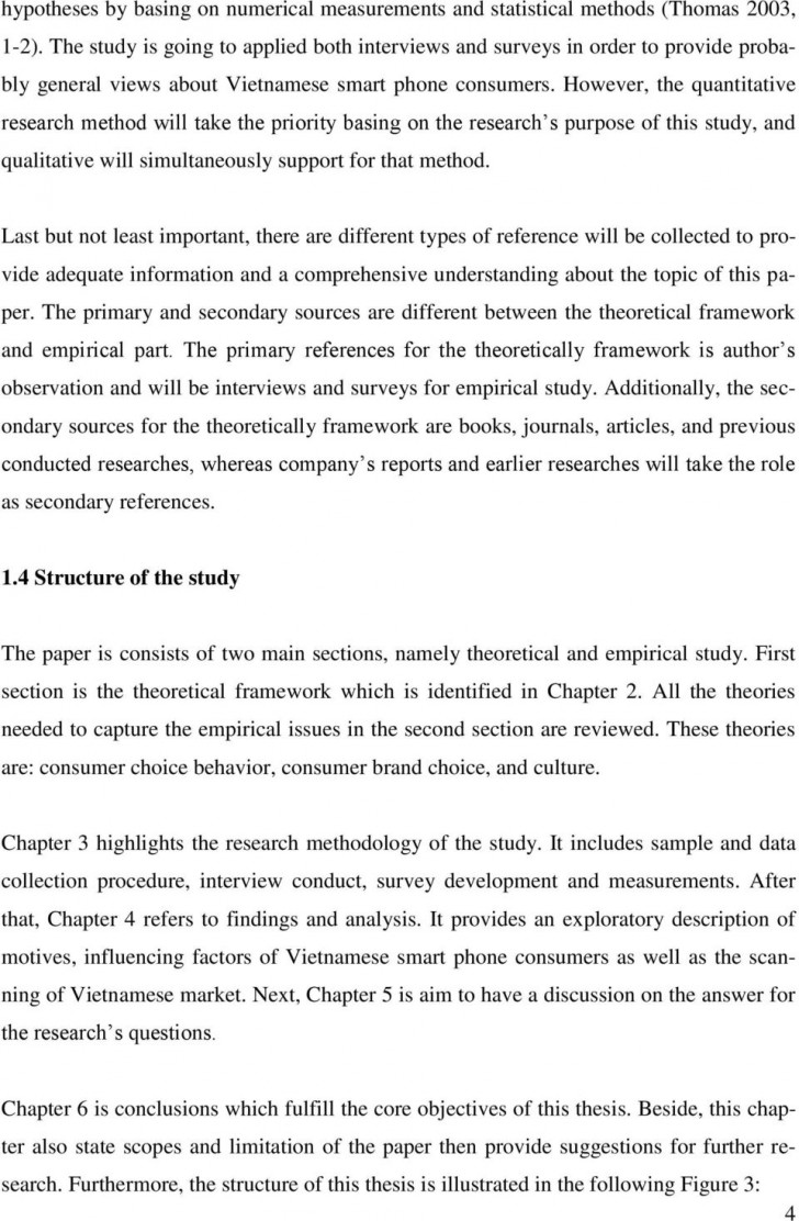 001 Page 8 Objective Of The Study Research Paper Breathtaking Example 728