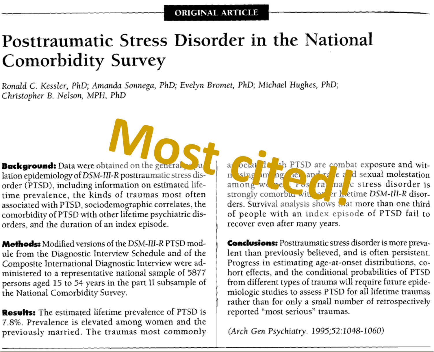 001 Ptsd Research Paper Trauma Recovery Most Cited Amazing Outline Introduction Argumentative Full