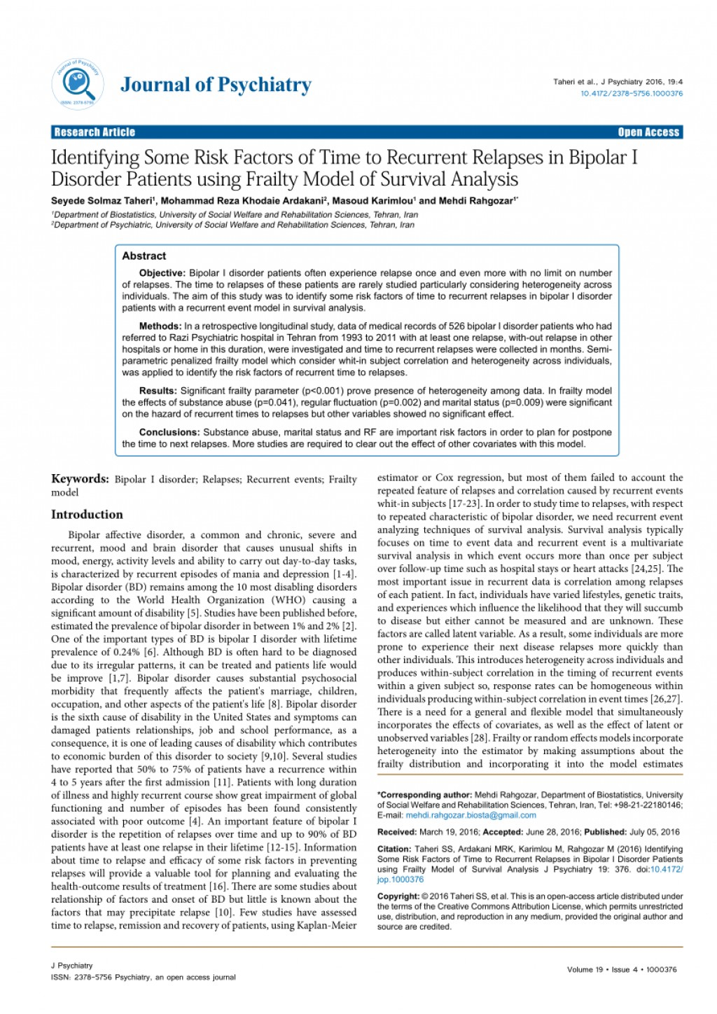 001 Research Articles On Bipolar Disorder Paper Outstanding Pdf Large