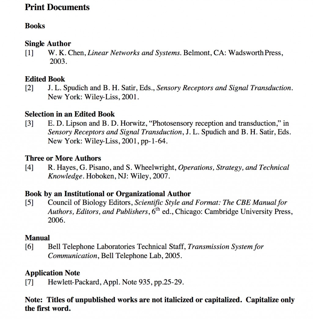 001 Research Paper 4 1528899705 Ieee Format For References Exceptional In Large