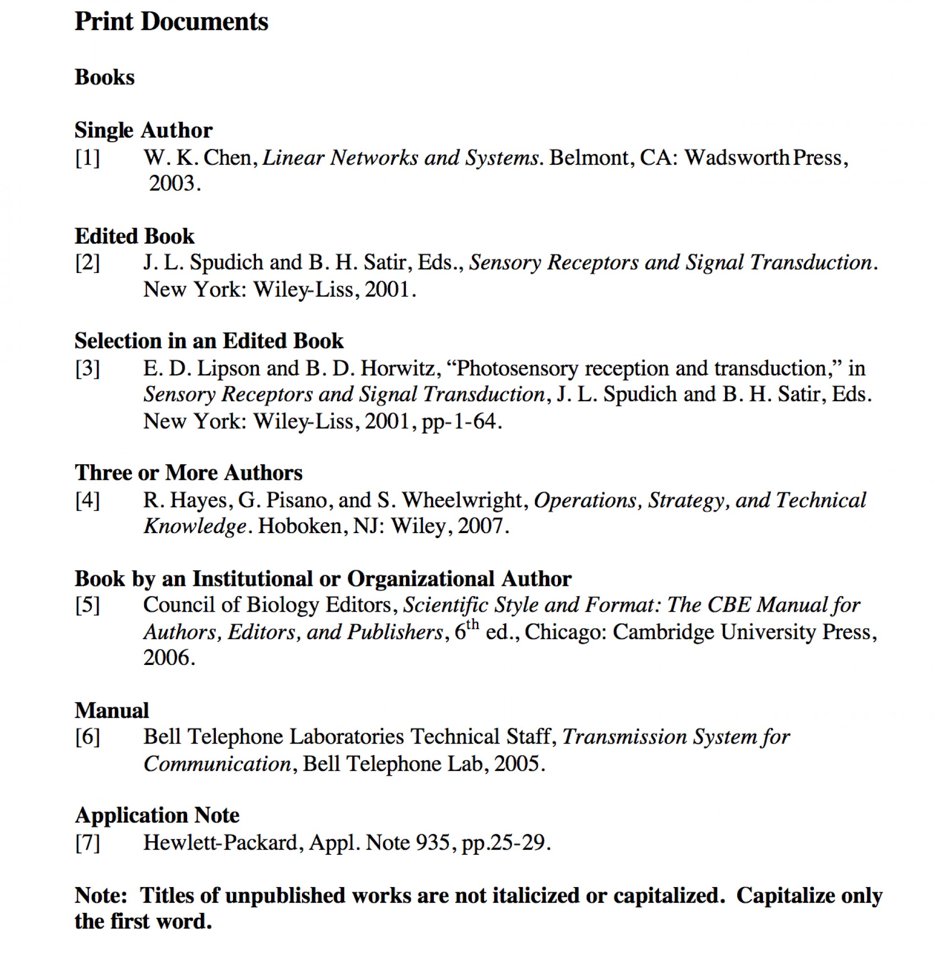 001 Research Paper 4 1528899705 Ieee Format For References Exceptional In 1920