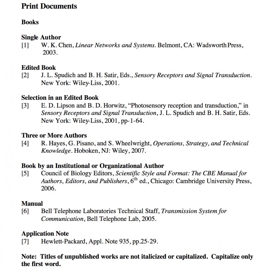001 Research Paper 4 1528899705 Ieee Format For References Exceptional In