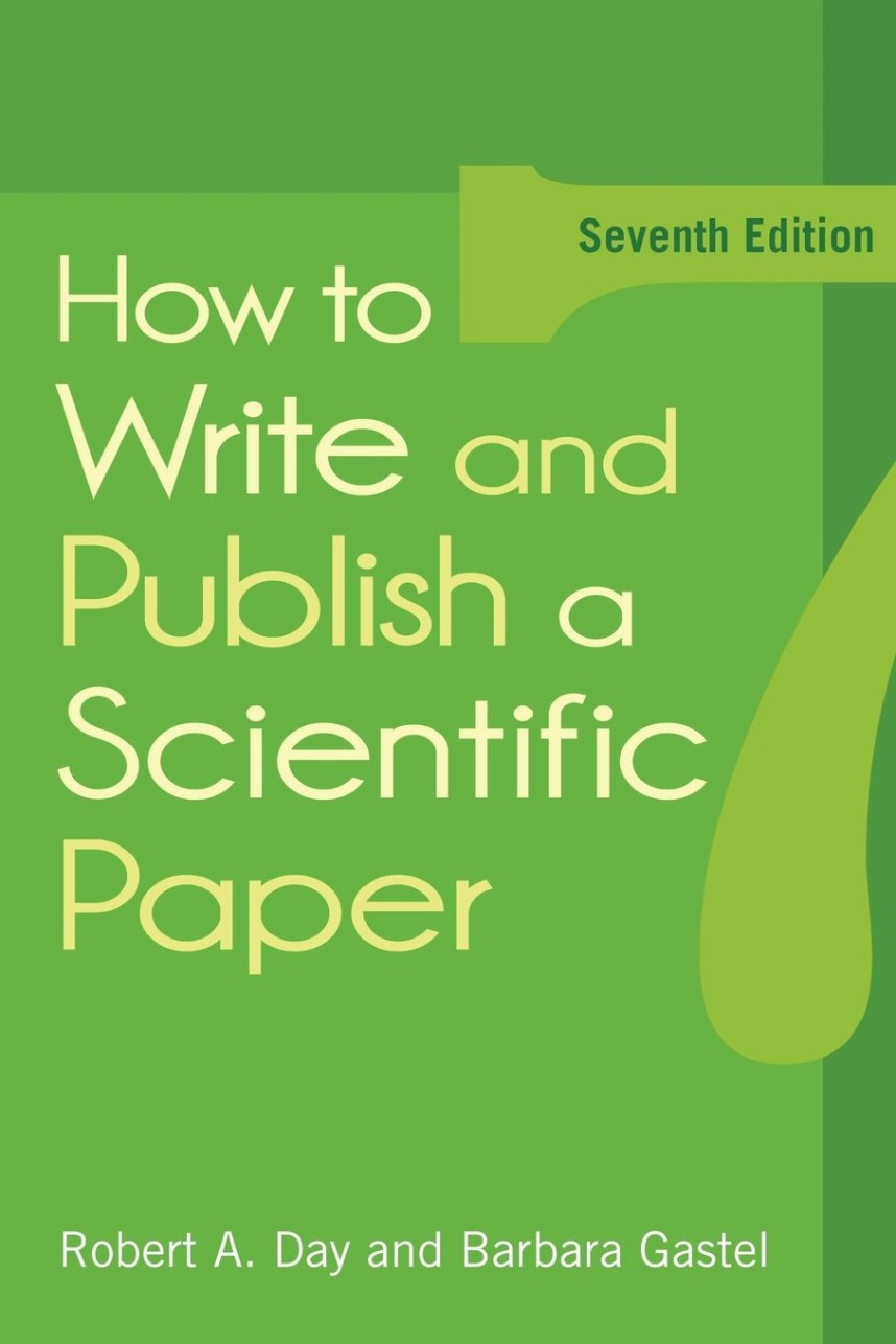 001 Research Paper 61akxkcqzal How To Write And Publish Scientific Surprising A Pdf