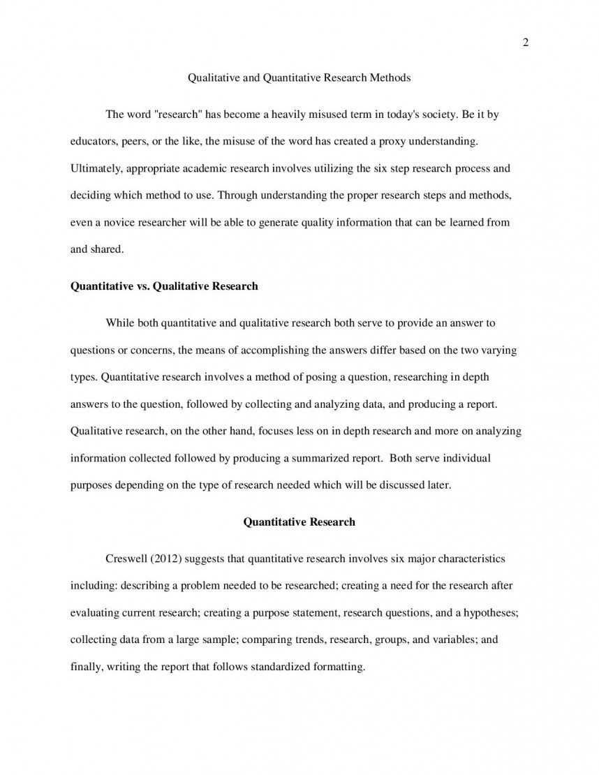 001 Research Paper Apa Format For Qualitative Help Impressive Sample