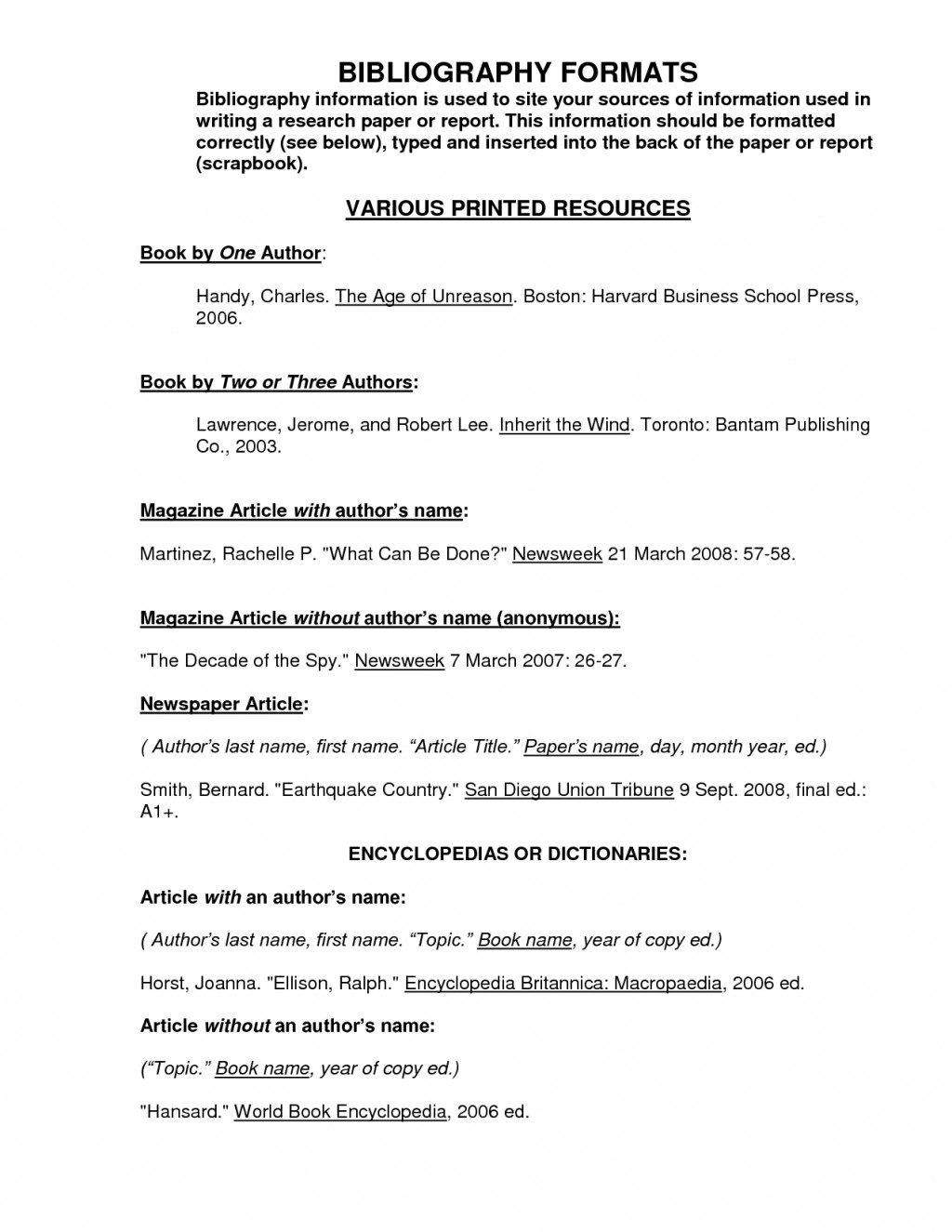 001 Research Paper Bibliography Format 82583 For Awesome References Layout Of A Apa Style Outline Example Large