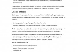 001 Research Paper Business Topics For Management Techniques Archaicawful