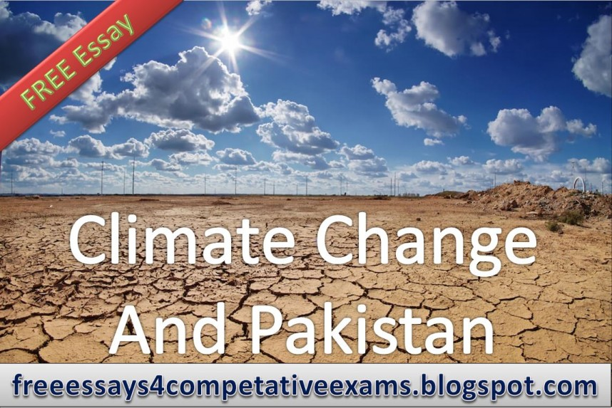 001 Research Paper Climate2bchange2band2bpakistan Jpg Essay On Climate Change In Sensational Pakistan Css Forum Outline