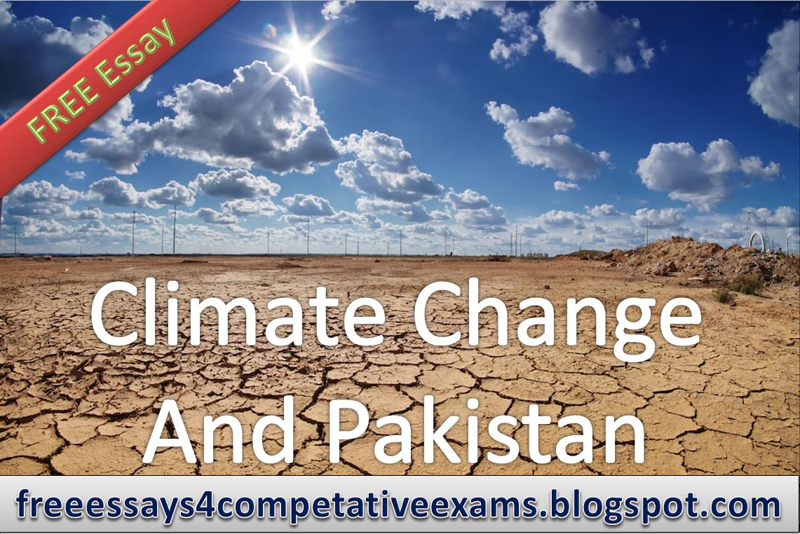 001 Research Paper Climate2bchange2band2bpakistan Jpg Essay On Climate Change In Sensational Pakistan Css Forum Outline Full