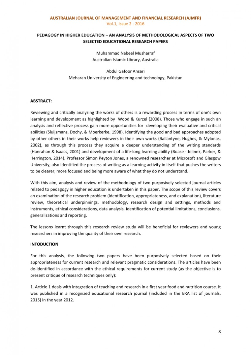 001 Research Paper Educational Papers Stupendous Past Exam Education Topics Psychology