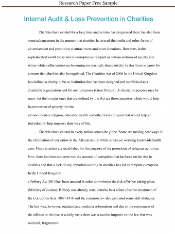 001 Research Paper Example Unique Papers Sample Of Academic Pdf Educational Ap 360