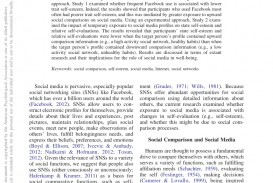 001 Research Paper Example Of Pdf About Social Media Awful
