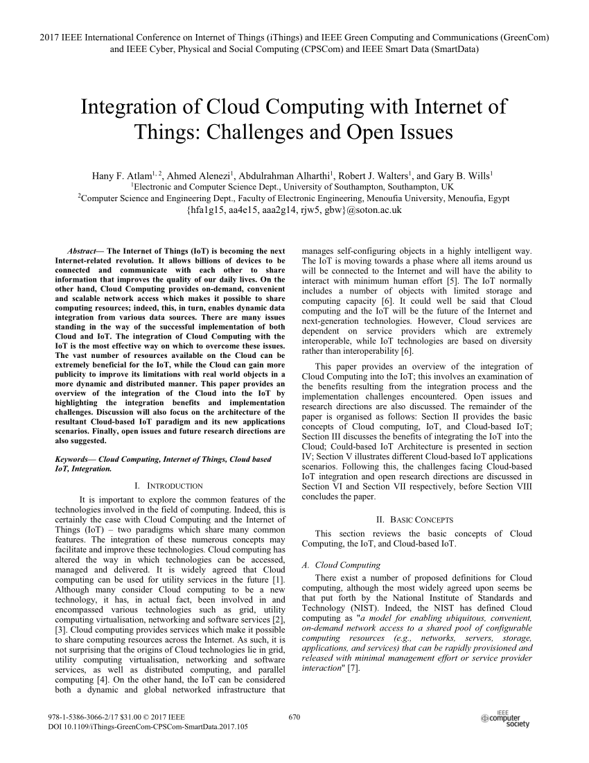 001 Research Paper Ieee Papers In Computer Science Unusual 2017 Full