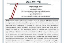 001 Research Paper Largepreview Dalit Literature Unusual Papers
