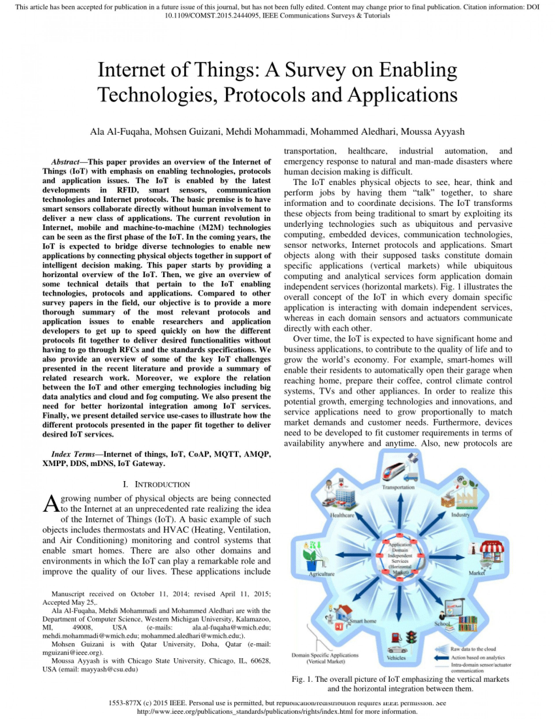 001 Research Paper Largepreview Internet Of Things Pdf Dreaded 2018 1920