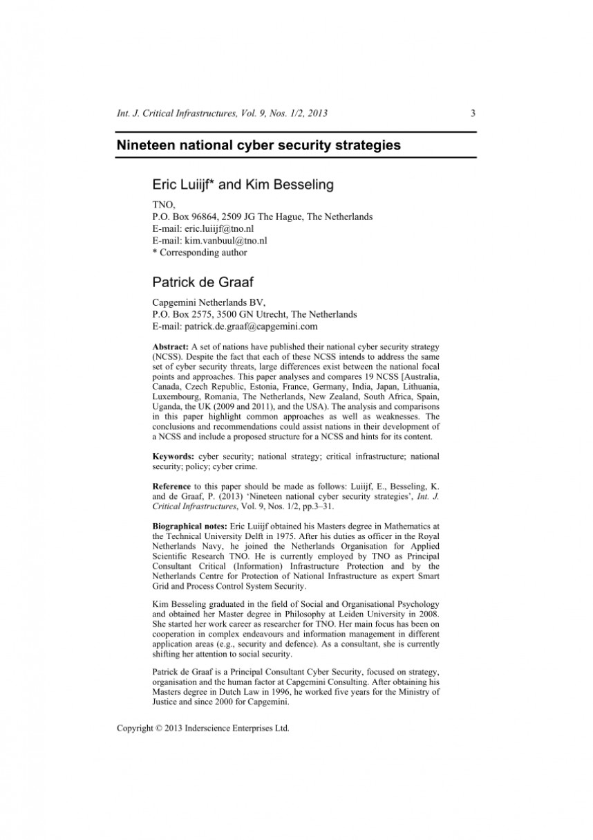 001 Research Paper Largepreview On Cyber Exceptional Security Pdf Topics In E Commerce