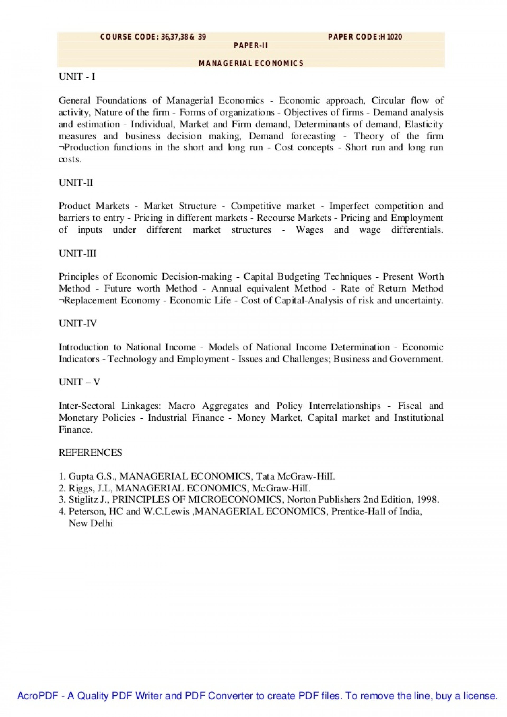 001 Research Paper Managerialeconomics Phpapp02 Thumbnail Managerial Economic Imposing Topics 1920