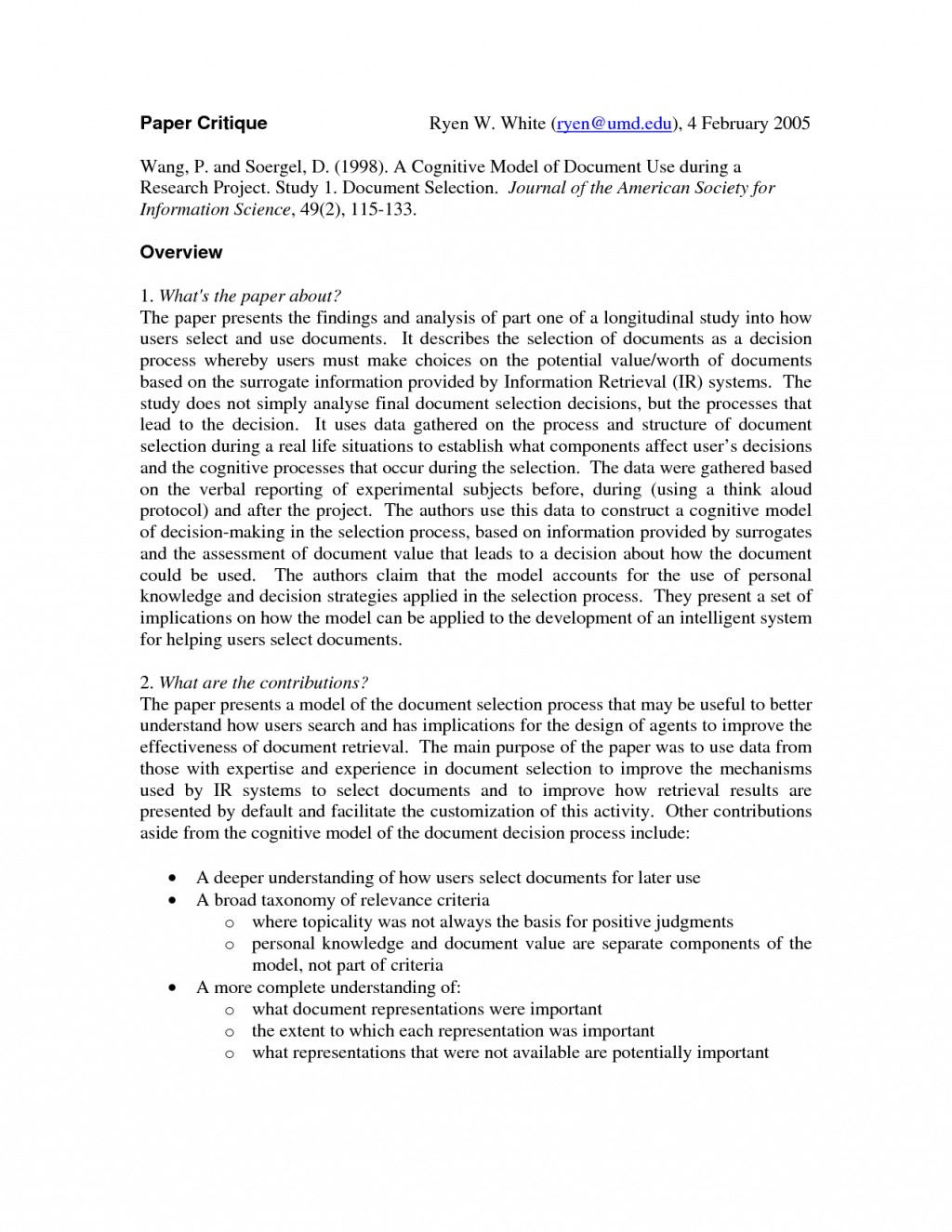 001 Research Paper Medical Papers Examples Impressive Large